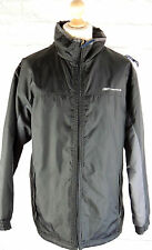 Reebok - Men's - Managers Coat - Lined Padded Hooded - Small Size - Black
