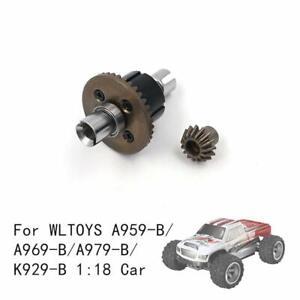 Upgrade Metal Differential Gear for WLTOYS A959-B/A969-B/A979-B/K929-B 1:18 Car