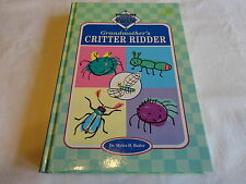 Grandmother's Kitchen Wisdom Critter Ridder Hardcover Book by Dr. Myles H. Bader