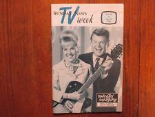 July-1966 Lancaster Pa TV Week Maga(MOLLY BEE/RUSTY DRAPER/FRED FINN/MICKIE FINN