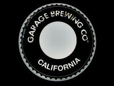 New Garage Brewing California Craft Led Beer Bar Sign Light Gear No Tap Handle