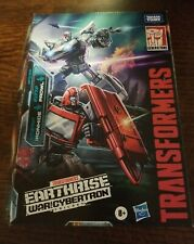 Hasbro Transformers Earthrise War for Cybertron Ironhide & Prowl Exclusive NIB!