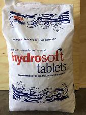 Water Softener Salt Tablets 250kg (10x 25kg)