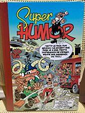 SUPER HUMOR Nº 34 - Mortadelo y Filemón - Ibañez Ediciones B 2004 Tapa Dura