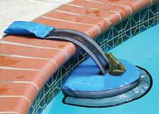Swimline Frog Log Swimming POOL ANIMAL ESCAPE Ramp Safety Australia 70200