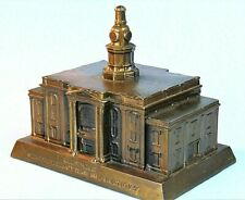 RUTHERFORD COUNTY COURTHOUSE TENN METAL SOUVENIR BUILDING BANK BANTHRICO 1976