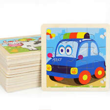Kids Puzzle Cute Animal Puzzle For Kids Gift Toy Educational Tool Free Shipping