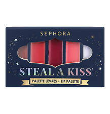 Sephora Steal A Kiss Lip Palette 5 X 0.027oz/5 X 0.77g New In Box