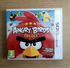 Angry Birds Trilogy Nintendo 3DS Video Game FREE P&P
