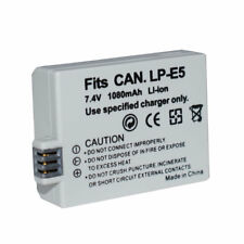 Battery Pack For Canon LP-E5 LPE5 EOS 450D, EOS 500D and EOS 1000D digital SLR