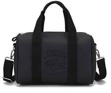 Original LACOSTE Doctor's Bag for Women Hand Bag Sling Bag Shoulder Bag Black
