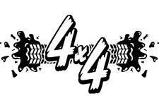 4x4 Vinyl Decal I landrover, offroad, sticker, window laptop JDM VW quad bike