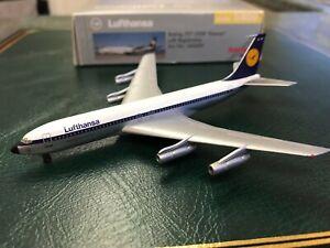 """Herpa Wings Lufthansa Boeing 707-330B """"BREMEN"""" 1:400 scale"""