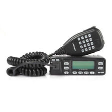 Leixen VV-898 Dual-Band 136-174/400-470MHz 10W Mobile Two-way Radio Transceiver