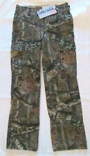 """Mens Mossy Oak Wear First 685 Legacy Cargo Hunting Pants Size 30"""" x 30"""" New"""