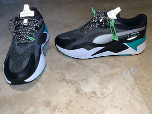 Puma Mercedes-AMG Petronas F1 RS-X³ Sneakers Size 11.5