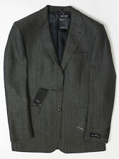 Van Kollem - Grey Virgin Wool Blazer - Size 40 *NEW WITH TAGS* RRP £165