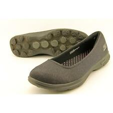 Canvas Medium Width (B, M) Low Heel (3/4 in. to 1 1/2 in.) Flats for Women