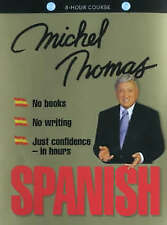 Spanish with Michel Thomas by Michel Thomas (CD-Audio, 2000)