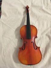 Karl Meisel violin
