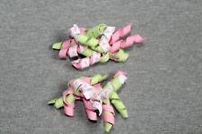Gymboree Island fun pink & green flamingo  Curlies - Vintage pre-owned