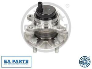 Wheel Bearing Kit OPTIMAL 981541 fits Front Axle, Right