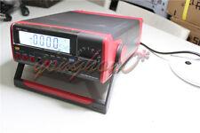 NEW Digital True RMS Bench Multimeter USB RS232 K Type Thermocouple 100KHz UT803