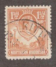Northern Rhodesia 30 - King George Vi. Used #02 Nrhod30