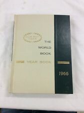World Book Encyclopedia 1966 Yearbook - Review of Events in 1965 Birthday Gift