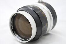 Nikon Nikkor-P Auto 1:2.5 105mm Lens *Problem* #R008f