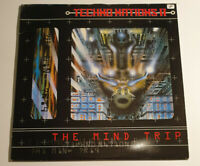 Various - Techno Nations II - The Mind Trip (Kickin Records) 2xLP, Comp VG+