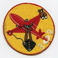 1950s USAF 302nd Tactical Reconnaissance Squadron (302nd TRS) Photo Unit Patch