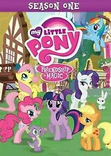 My Little Pony: Friendship Is Magic - Season One (DVD, 2012, 4-Disc Set)