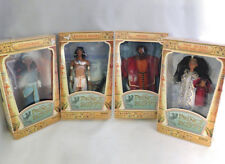 DreamWorks 4 Prince of Egypt Figures Doll Collection NEVER BEEN OPENED Moses
