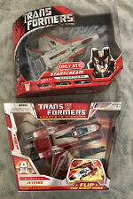 transformers robots in disguise Jetfire & Starscream Target Exclusive NIB