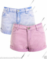 Shorts, bermuda e salopette da donna blu denim