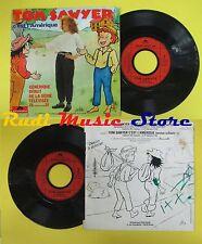 LP 45 7'' TOM SAWYER Tom sawyer c'est l'amerique 1983 NARCISSE X4 no cd mc dvd