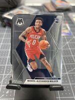 2019-20 Panini Mosaic Basketball Nickeil Alexander-Walker #205 RC Base Pelicans