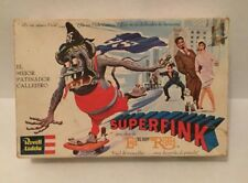 VINTAGE - SUPERFINK Model Kit - Revell Spanish Box