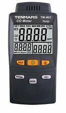 Carbon Monoxide Meter(CO)is a poisonous gas that has no smell,color/taste.TOP
