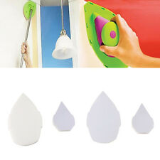 Sponge Brush Point Paint Pad Roller Tray 4Pcs/Set Wall Decor Home Painting Tools