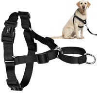 No-Choke No-Pull Dog Harness Vest Front-Leading for Small to Large Dogs Walking