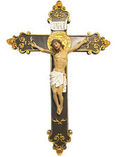 "24"" Cross Pendant Hanging Crucifix Wall Mounted Cross Resin Cross Religious Gift"
