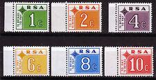 Südafrika-Dienst 72-77 **