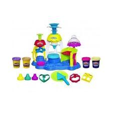 Play Doh Bakery Set Cupcake Maker Play-Doh Factory Toddler Kids Pretend Baking