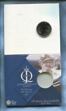 2012 The Queen's Diamond Jubilee Celebrating 60 Year Reign FIVE POUNDS £5 T-945