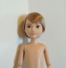 Mattel Creatable World Doll Strawberry Blonde Green Eyes Atriculated