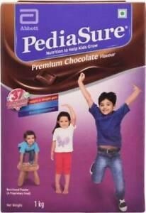 ABBOTT PEDIASURE IN CHOCOLATE FLAVOR GIVES PROPER NUTRITION TO CHILDREN 1 KG