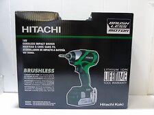 HITACHI 3.0 AH 18V IMPACT DRIVER (WH 18DBDL) (92367-1 JOO) PP5
