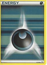 POKEMON GENERATIONS CARD - DARKNESS ENERGY 81/83